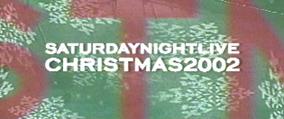 Snl Christmas Special.Snl Christmas Special 2002